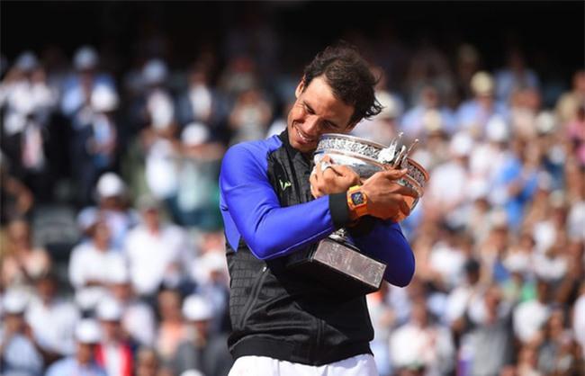 Rafael Nadal hóa huyền thoại bất tử với 10 lần vô địch Pháp Mở rộng - Ảnh 6.