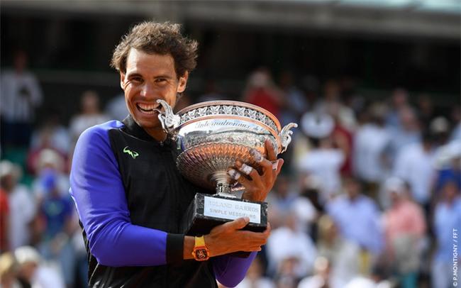 Rafael Nadal hóa huyền thoại bất tử với 10 lần vô địch Pháp Mở rộng - Ảnh 8.