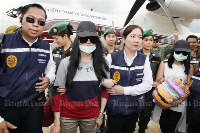 Sự thật đằng sau nhan sắc xinh đẹp của nghi phạm số 1 vụ án giết người gây rúng động Thái Lan - Ảnh 11.