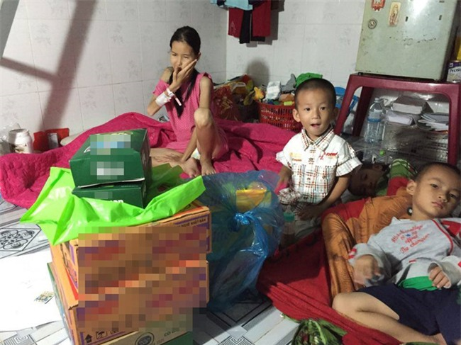 Ước vọng sau cùng của người mẹ ung thư giai đoạn cuối một mình nuôi ba con thơ dại - Ảnh 11.