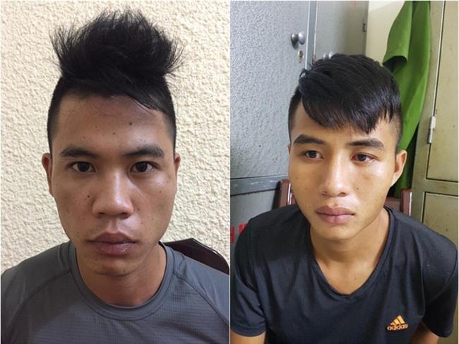 Hà Nội: Nam thanh niên dí dao bầu vào cổ nhân viên tiệm vàng, cướp 260 triệu đồng - Ảnh 1.