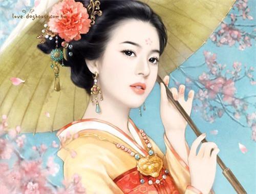 Bi quyet lam dep cua tu dai my nhan Trung Hoa