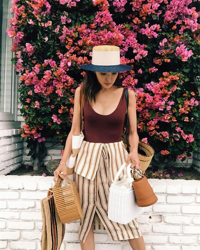 Muốn biết xu hướng nào đang hot, bạn chỉ cần nhìn street style của phái đẹp châu Á là đủ! - Ảnh 4.