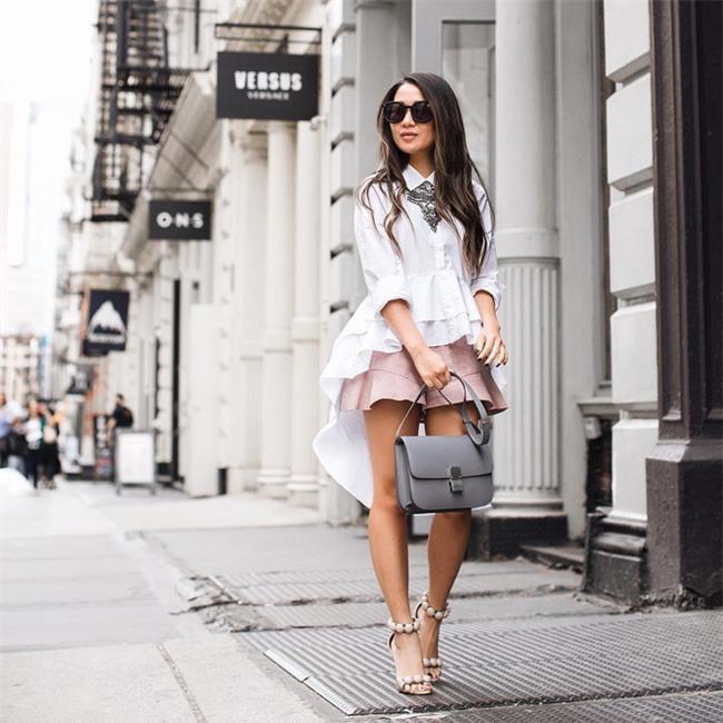 Muốn biết xu hướng nào đang hot, bạn chỉ cần nhìn street style của phái đẹp châu Á là đủ! - Ảnh 6.