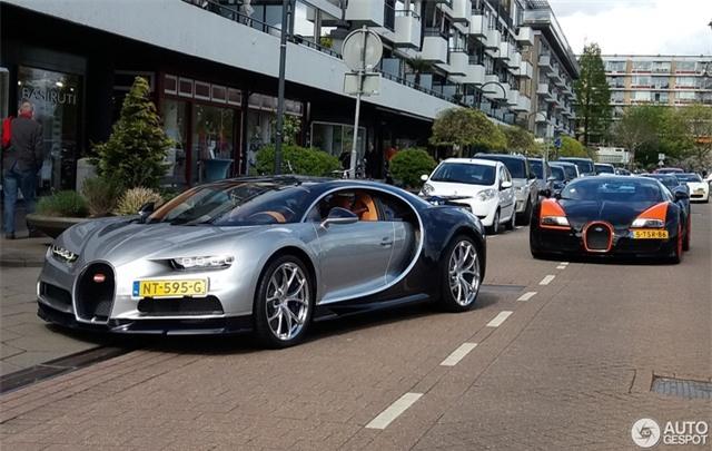Dàn Bugatti siêu khủng gây náo loạn tại con phố Hà Lan - Ảnh 7.