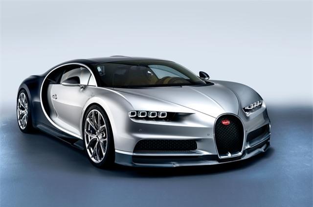 Dàn Bugatti siêu khủng gây náo loạn tại con phố Hà Lan - Ảnh 9.