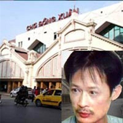 Khánh Trắng, giang hồ, đại ca, giang hồ Hà thành, trùm giang hồ, chợ Đồng Xuân