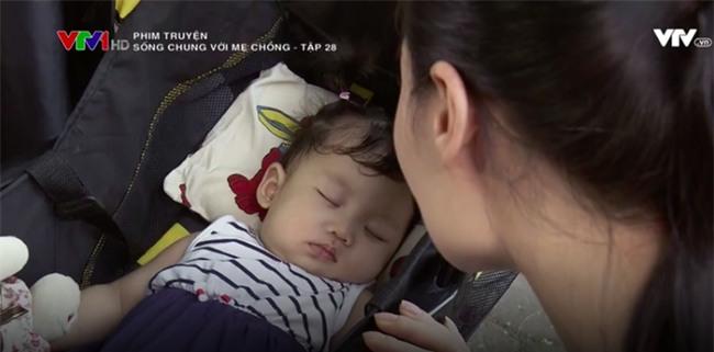 Nhói lòng trước cảnh Trang điên loạn vì con gái 6 tháng tuổi bị bắt cóc  - Ảnh 2.