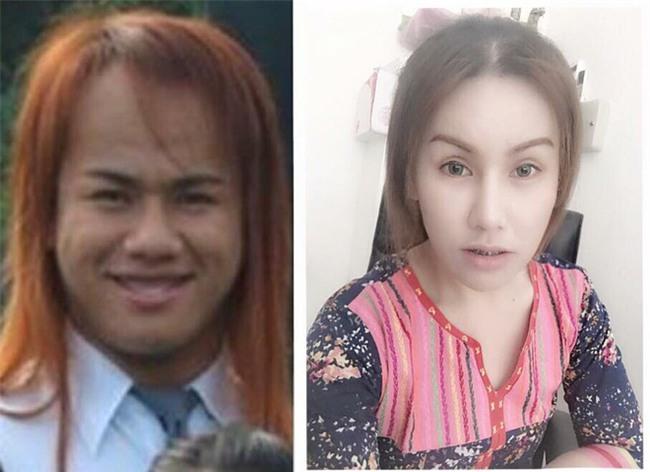 """Sau khi """"đập mặt đi xây lại"""", chàng trai xấu xí hóa cô gái hoàn hảo rồi có luôn bồ đẹp như trai Hàn Quốc - Ảnh 1."""