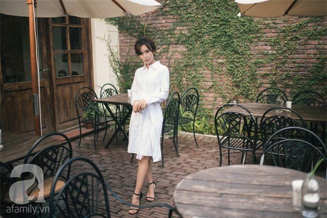 Váy sơmi đơn giản là thế nhưng cũng có những cách điệu khiến nàng công sở chẳng thể làm ngơ - Ảnh 15.