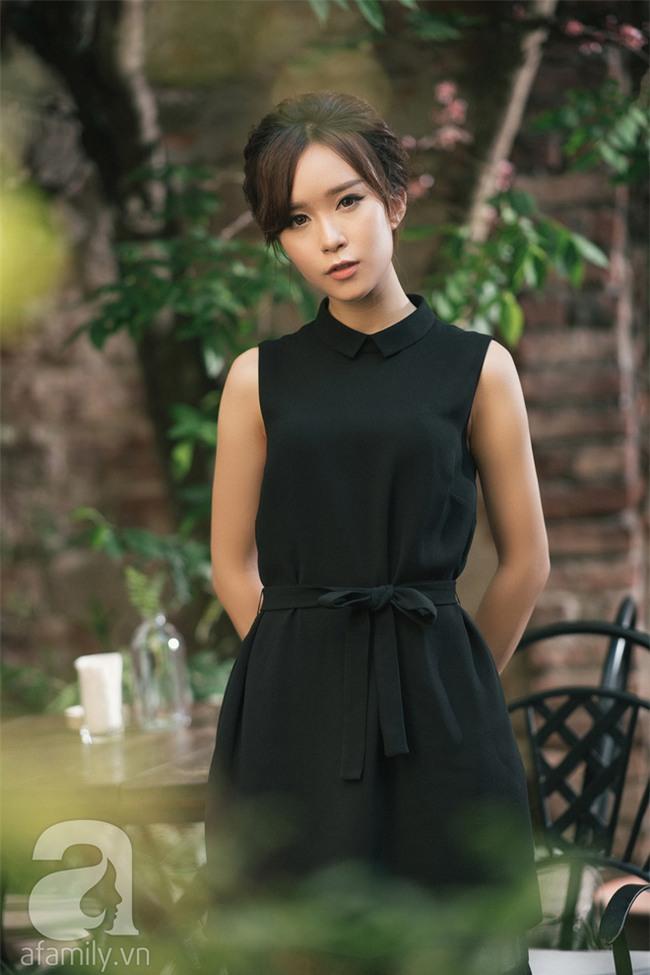 Váy sơmi đơn giản là thế nhưng cũng có những cách điệu khiến nàng công sở chẳng thể làm ngơ - Ảnh 20.