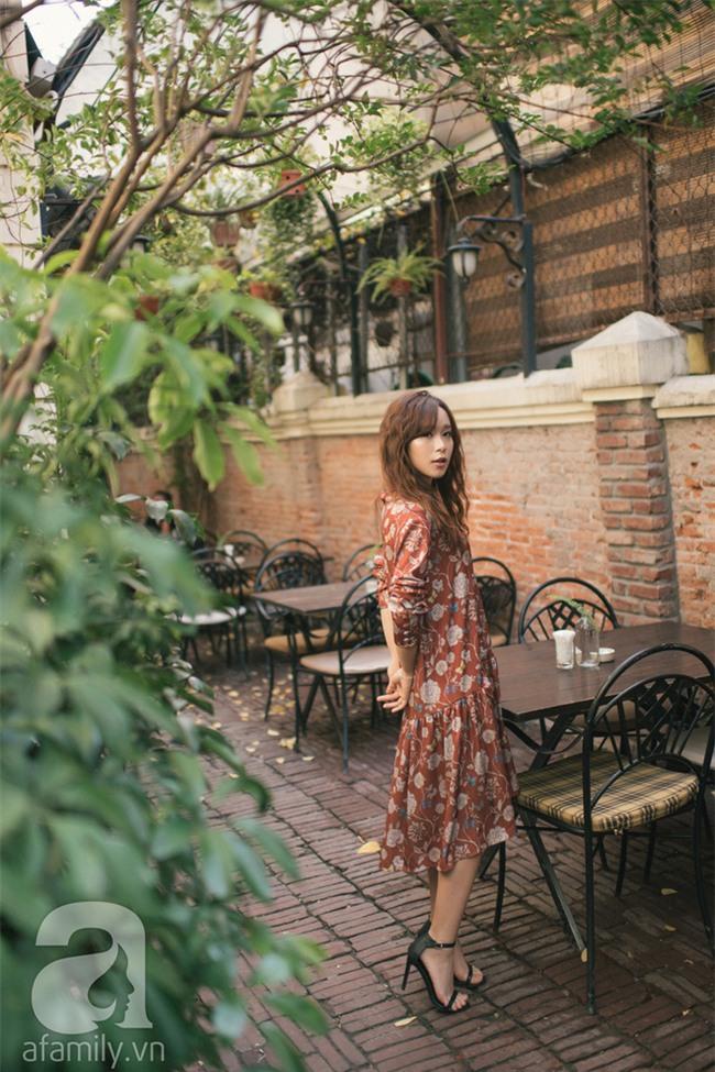 Váy sơmi đơn giản là thế nhưng cũng có những cách điệu khiến nàng công sở chẳng thể làm ngơ - Ảnh 4.