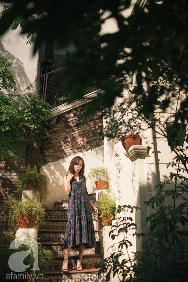 Váy sơmi đơn giản là thế nhưng cũng có những cách điệu khiến nàng công sở chẳng thể làm ngơ - Ảnh 6.