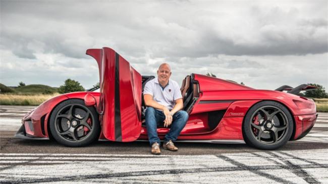 Sieu xe trieu USD Koenigsegg Regera cuoi cung da co chu hinh anh 1