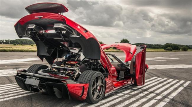Sieu xe trieu USD Koenigsegg Regera cuoi cung da co chu hinh anh 2