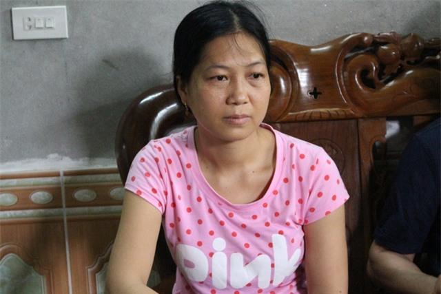 Mẹ bé gái thừa nhận lúc bực có đánh con nhưng hoàn toàn không có chuyện ngược đãi.