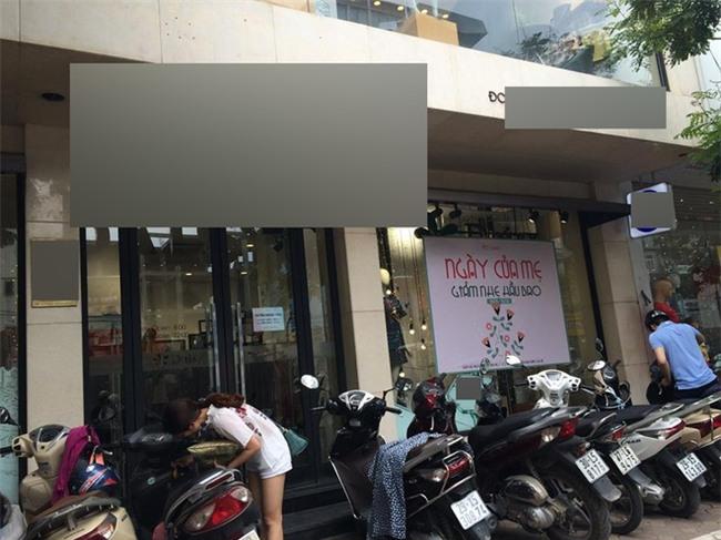 Hà Nội: Vào cửa hàng mua quần áo, khách bị mất xe Lead sau 3 phút - Ảnh 2.
