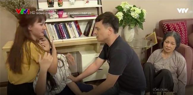 Điên loạn vì mất con, nàng dâu Trang tức giận mắng chửi mẹ chồng - Ảnh 3.
