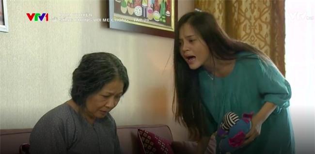 Điên loạn vì mất con, nàng dâu Trang tức giận mắng chửi mẹ chồng - Ảnh 7.