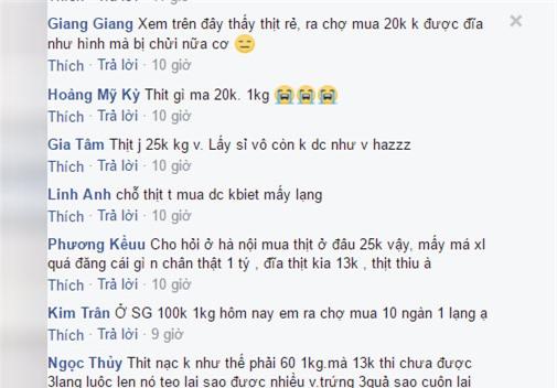 "khoe mam com 5 mon chi 23 nghin, dan mang lai chu y den dia thit lon ""co gi do sai sai"" - 4"