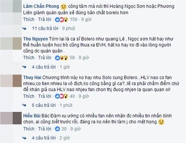 Tranh cai kich liet khi hoc tro Dam Vinh Hung dang quang Than tuong Bolero 2017