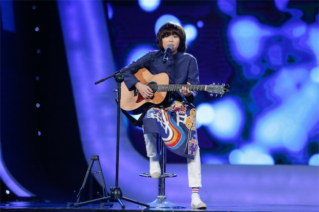 Xuất hiện bé 12 tuổi xinh xắn khiến Văn Hương phải gọi là thần đồng của Idol Kids - Ảnh 10.