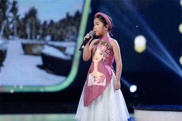 Xuất hiện bé 12 tuổi xinh xắn khiến Văn Hương phải gọi là thần đồng của Idol Kids - Ảnh 11.