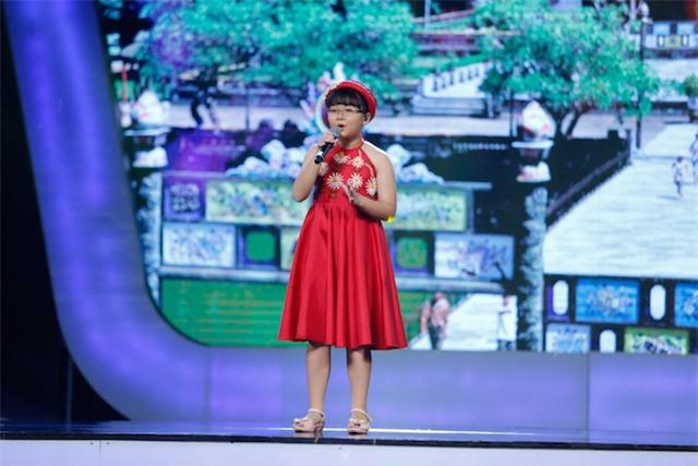 Xuất hiện bé 12 tuổi xinh xắn khiến Văn Hương phải gọi là thần đồng của Idol Kids - Ảnh 6.