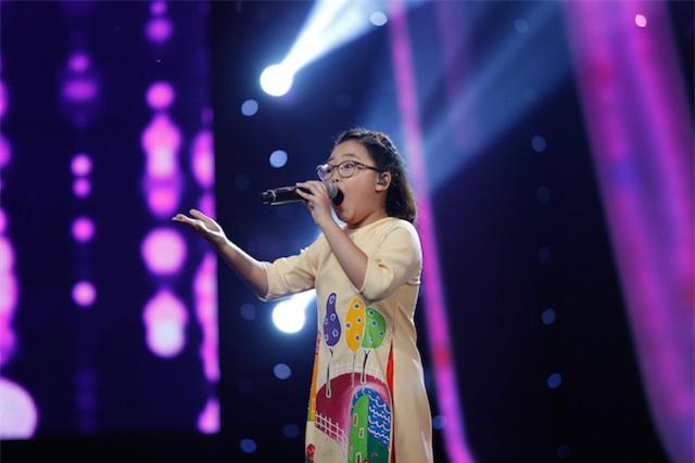 Xuất hiện bé 12 tuổi xinh xắn khiến Văn Hương phải gọi là thần đồng của Idol Kids - Ảnh 8.