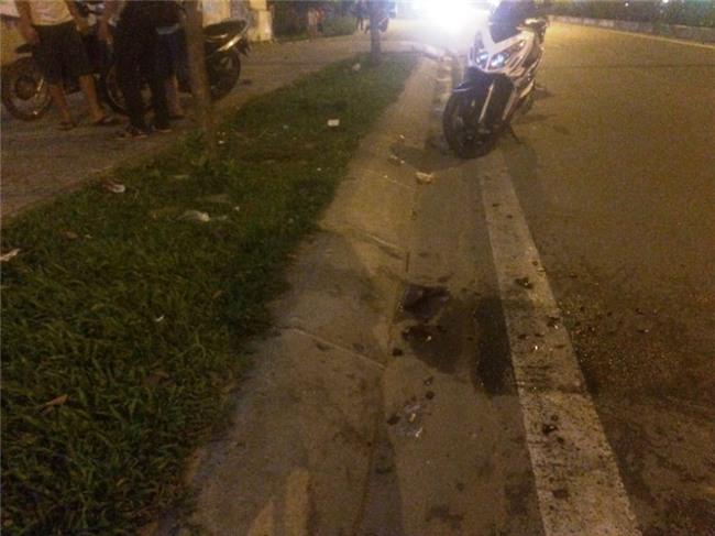 hỗn chiến, va chạm giao thông, Sài Gòn, công an, bị thương