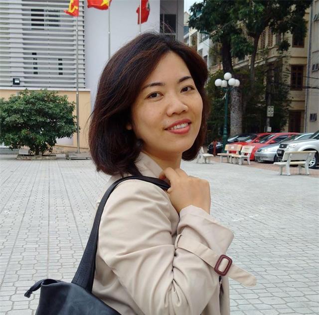 TS. Lê Thị Thanh Thủy, giảng viên Học viện Thanh thiếu niên Việt Nam