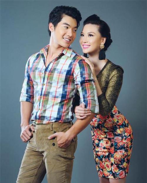 Trước khi bị đá vì trăng hoa, Trương Nam Thành từng mặn nồng với bạn gái hơn tuổi đến mức này - Ảnh 13.
