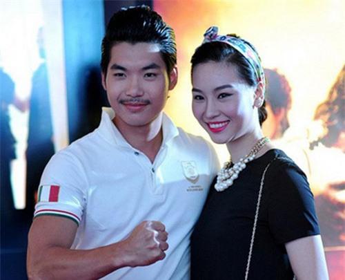 Trước khi bị đá vì trăng hoa, Trương Nam Thành từng mặn nồng với bạn gái hơn tuổi đến mức này - Ảnh 3.