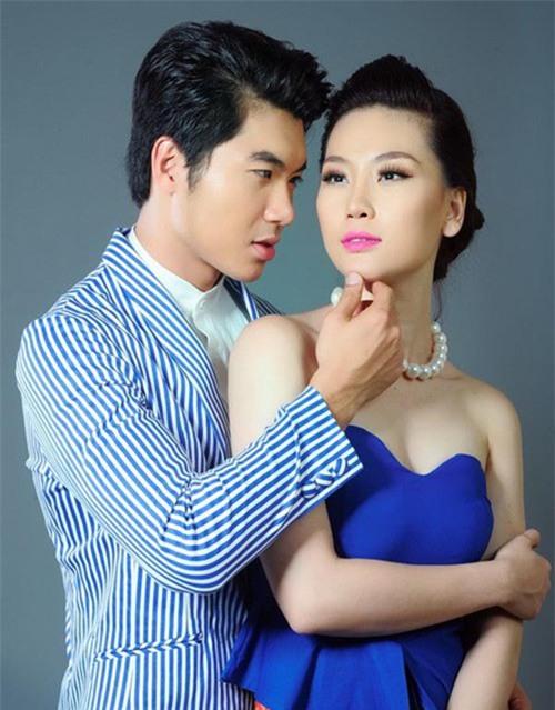 Trước khi bị đá vì trăng hoa, Trương Nam Thành từng mặn nồng với bạn gái hơn tuổi đến mức này - Ảnh 7.
