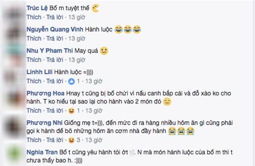 """ngay cua cha: khoe bua com toan hanh bo nau, co gai khien """"hoi nguoi ghet an hanh"""" choang vang - 3"""