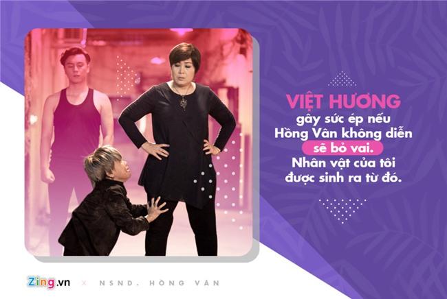 NSND Hong Van: 'Moi thang toi lo hon 200 trieu dong cho 2 san khau' hinh anh 2