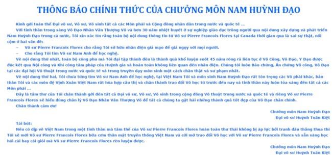Chuong mon Nam Huynh Dao: Kung-fu cua toi mat 45 nam kho luyen hinh anh 1