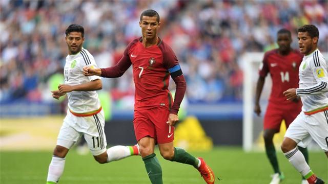 C.Ronaldo cũng đã chơi khá tốt ở trận đấu này