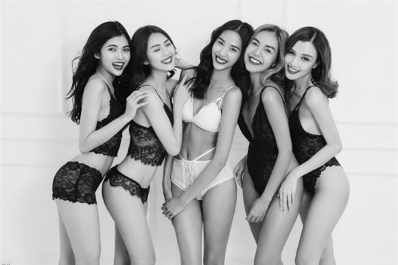 album ảnh sao,sao Việt,Hoàng Thùy,The Face 2017