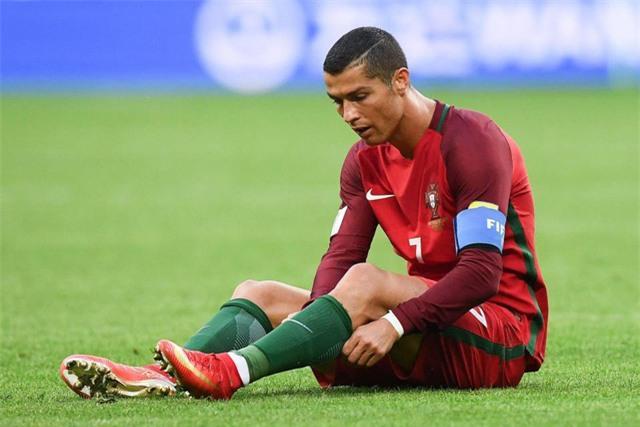C.Ronaldo không muốn nói về tương lai ở thời điểm này