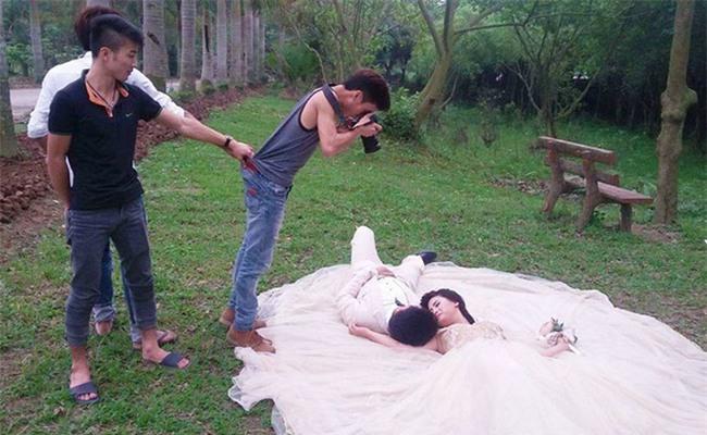 Cười không nhặt được mồm khi xem quá trình sản sinh ra các bức ảnh ngàn like trên mạng xã hội - Ảnh 25.