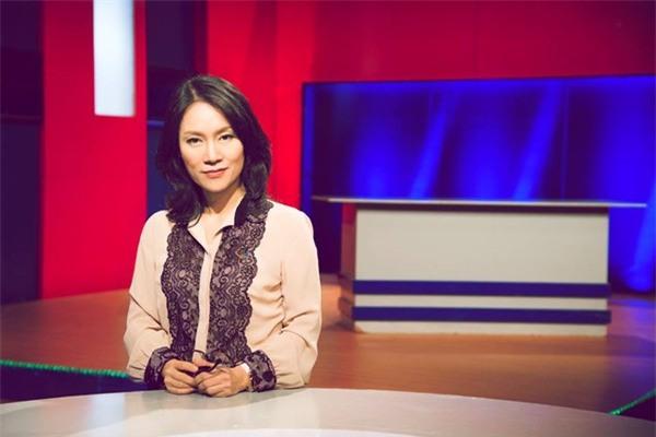 Nhung dieu it biet ve nguoi phu nu 'quyen luc' thay the Lai Van Sam o VTV3