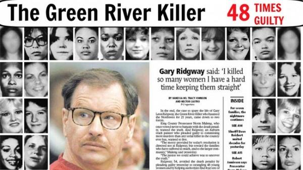 Gã sát nhân máu lạnh giết chết 48 phụ nữ bật khóc chỉ vì một câu nói của người cha nạn nhân - Ảnh 1.