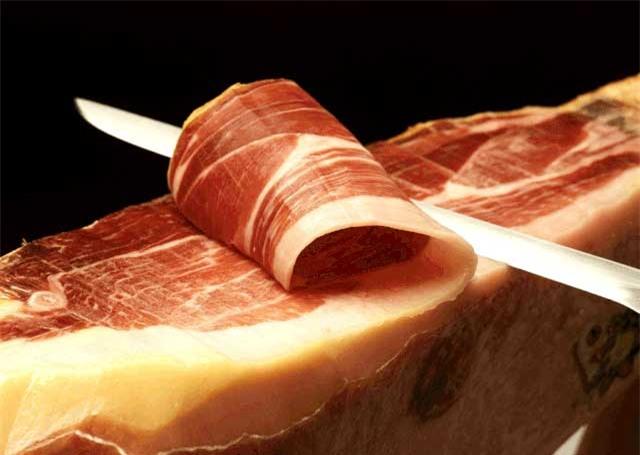 thịt lợn, thịt lợn đen Iberico, đặc sản nhà giàu