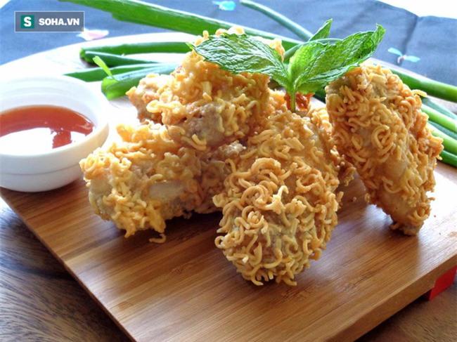 Ăn mì gói, khoai tây chiên, bim bim: Người Việt có nguy cơ ăn phải chất béo nguy hiểm nhất - Ảnh 2.