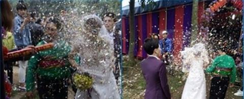 Nhìn những hình ảnh này, chắc không ai dám có ý định mời người yêu cũ đến đám cưới đâu nhỉ? - Ảnh 5.