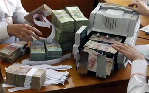 in tiền, kết quả kinh doanh, báo cáo tài chính
