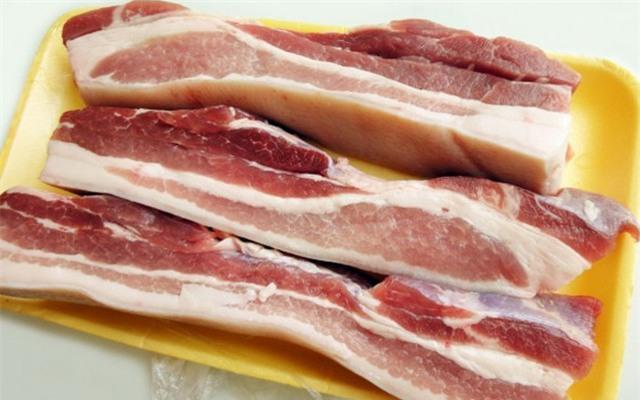 thịt lợn, món ngon, thịt ba chỉ ướp ngũ vị