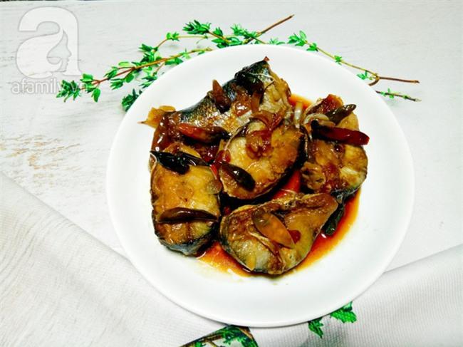 Cá kho ớt cay ngon đậm đà vừa ăn vừa xuýt xoa - Ảnh 6.