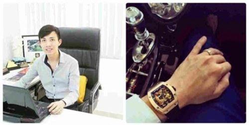 Thú chơi, đại gia Việt, đại gia Lê Ân, Minh nhựa, đồng hồ, siêu xe